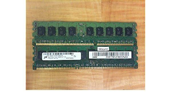 HMT41GR7AFR4A-PB HYNIX 8GB 1Rx4 PC3L-12800R 1.35V MEMORY MODULE 1x8GB