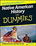 img - for Native American History For Dummies by Dorothy Lippert (2007-10-29) book / textbook / text book