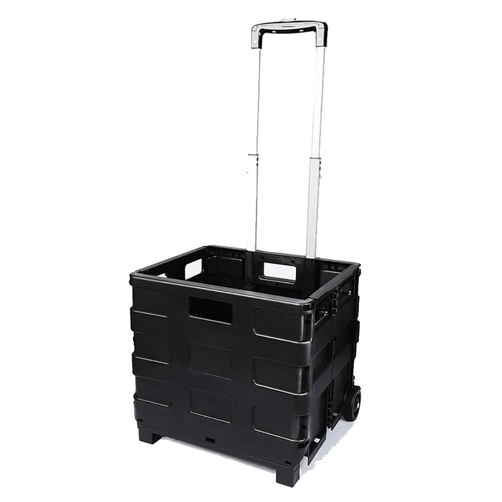 MMKKL Caja de Almacenamiento de la Palanca de Copia de Seguridad del Coche Plegable portátil multifunción Caja de Remolque de Almacenamiento de Acabado del Coche de Compras