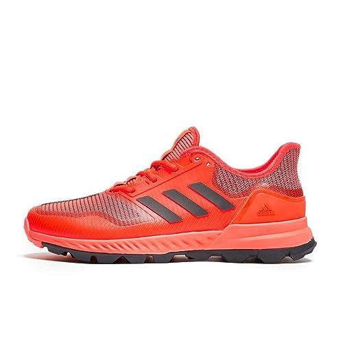 adidas Adipower MenÔÇÖs Hockey Shoes, Red, UK12.5: Amazon.co