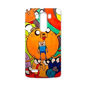 2015 popular Aadventure time Case Cover For LG G3 Case
