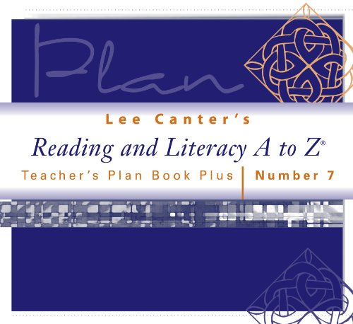 Teacher's Plan Book Plus #7: Reading and Literacy A to Z