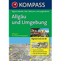 Allgäu - Oberschwaben 3D. CD-ROM