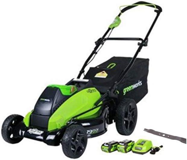 Greenworks 40V 2500502 Cordless Lawn Mower