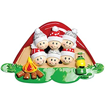 Amazon.com: Pop Up Tent Face Family of 3 Personalized ...