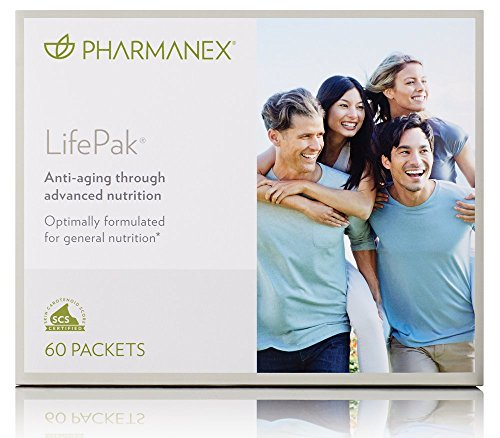 NuSkin Nu Skin Pharmanex LifePak Anti-Aging Formula (1 box = 60 packets) by Nu Skin