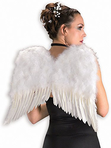 Feather White Angel