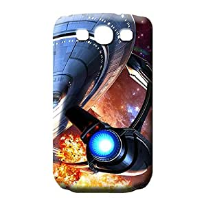 samsung galaxy s3 Hybrid Snap Skin Cases Covers For phone mobile phone case star trek online