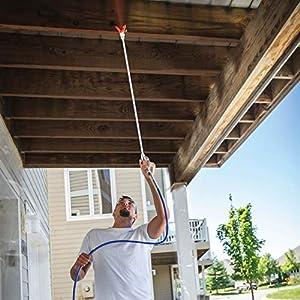 PAGOW 2 PCS Reversible Airless Paint Spray Gun Tip Nozzle, Tungsten Steel Airless Sprayer Spraying Machine Accessories Home Garden Tool (315) (Tamaño: 315)