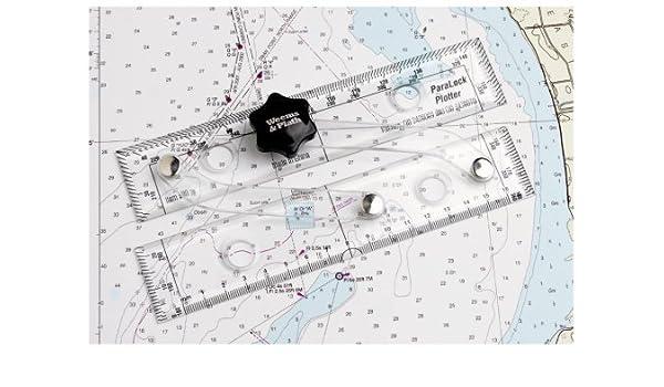 Weems & Plath Marine Navigation ParaLock Plotter by Weems & Plath ...