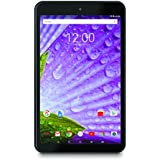 RCA (RCT6283W27) Apollo II 8 Android Tablet with Extended Battery & Dual Camera - 8GB (Android 6.1 Marshmallow, Google Play)