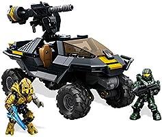 Mega Blocks Halo Ataque Gausshog De Unsc