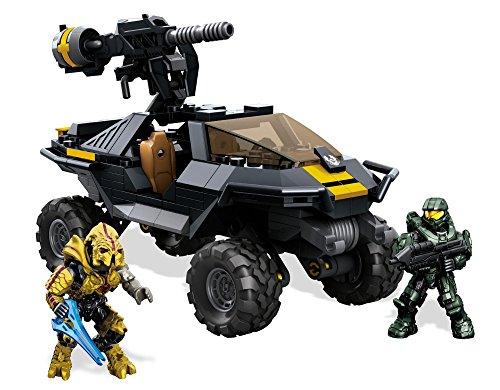 Mega Bloks Halo UNSC Attack Gausshog Building Set for sale  Delivered anywhere in USA