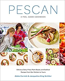 Book Cover: Pescan: A Feel Good Cookbook