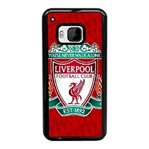 HTC One M9 Cell Phone Case Black Liverpool Logo ST1YL6749298