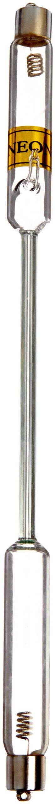EISCO Premium Spectrum Tube, 26cm Height, Neon (Ne) by EISCO