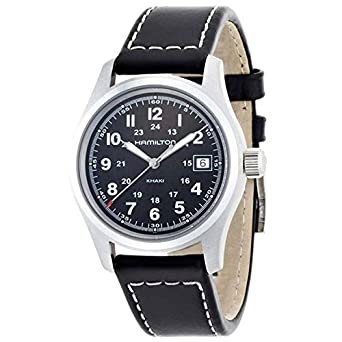 Herrenuhr H684812 HAMILTON Khaki Feld Quarz Swiss Made