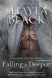 Falling in Deeper (A Wicked Lovers Novel)