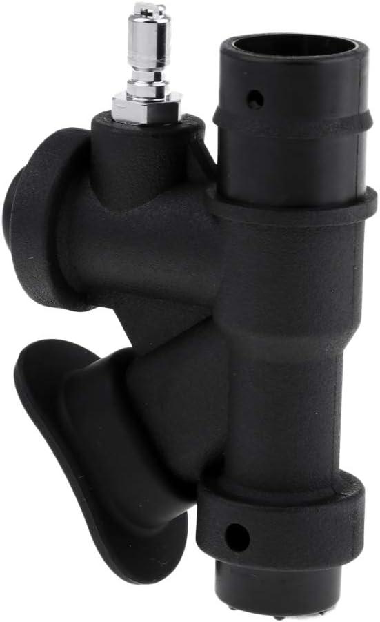 CUTICATE Pack 2 Inflateur Durable pour Plong/ée sous-Marine BCD 45 /° Oral Power Fit Ajustement Universel