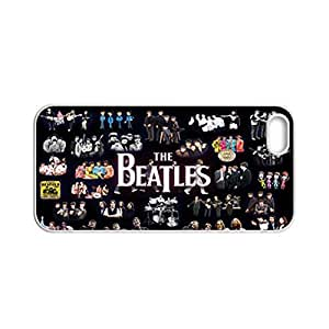 Generic Abs Back Phone Cover For Children For Iphone 5S Apple Print With The Beatles Choose Design 5