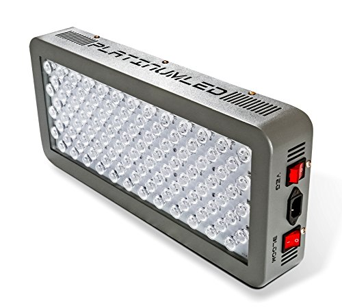 Advanced Platinum Series P300 300w 12-band LED Grow Light - DUAL VEG/FLOWER FULL SPECTRUM by PlatinumLED Grow Lights (Image #1)