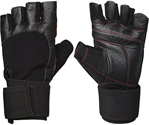 KTX7® Trainingshandschuhe (mit Handgelenksbandage, L)