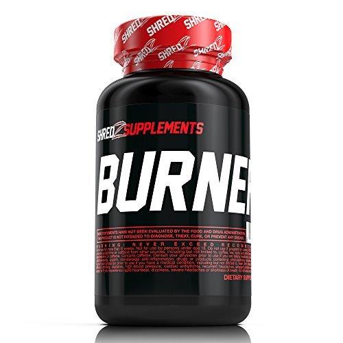 SHREDZ Burner for Men (2 Months) - Lose Weight, Increase ...