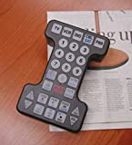 Harris Communications Large Button Universal Remote Control