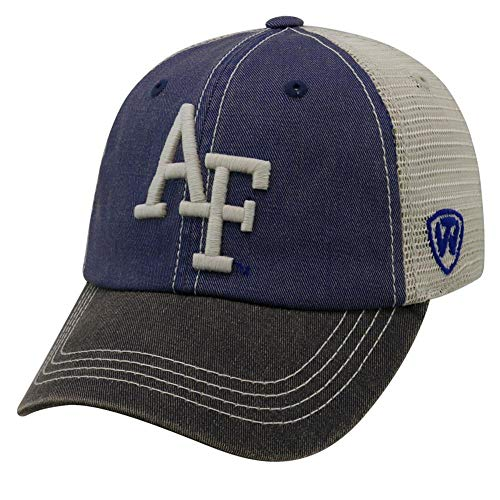 Top of the World Air Force Academy Falcons Youth Trucker Hat Vintage Offroad Cap