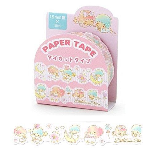 Sanrio Little Twin Stars Design Decorative Mini Tape by SANRIO