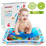 NASHRIO Tummy Time Water Play Mat, Baby Toys for 3 6 9 Months, The Perfect Fun Toy for Infant Early Development Activity...
