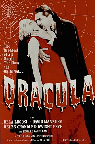 Dracula Poster Bela Lugosi