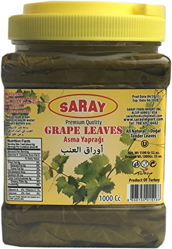 dried grape leaves - 3