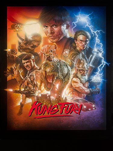 Kung Fury (Best Budget Tablet For Kids)