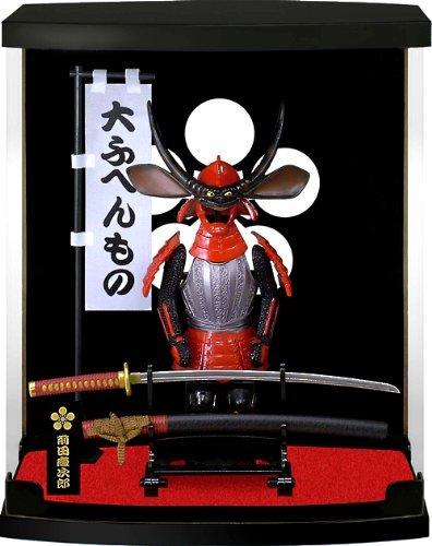 Authentic Samurai Figure//Figurine Armor Series-Maeda Keiji