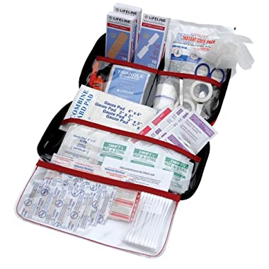 AAA 121-Piece Road Trip First Aid Kit