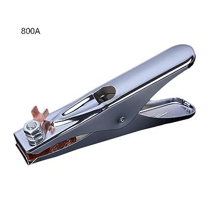 Uemaker 300A 500A 800A Pinza de Tierra Soldadora eléctrica Pinza de ...