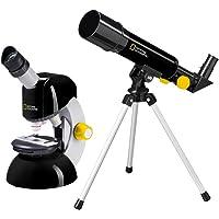 NATIONAL GEORAPHIC, Teleskop Mikroskop Set