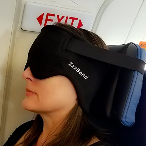 ZzzBand - Pilot Created Travel Pillow Alternative - The N...