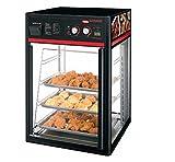 Hatco FSDT-1X Flav-R-Savor Tall Holding & Display Cabinet