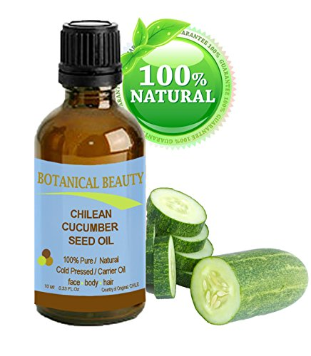 CHILEAN CUCUMBER SEED Carrier Oil. 100% Pure / Natural / Und
