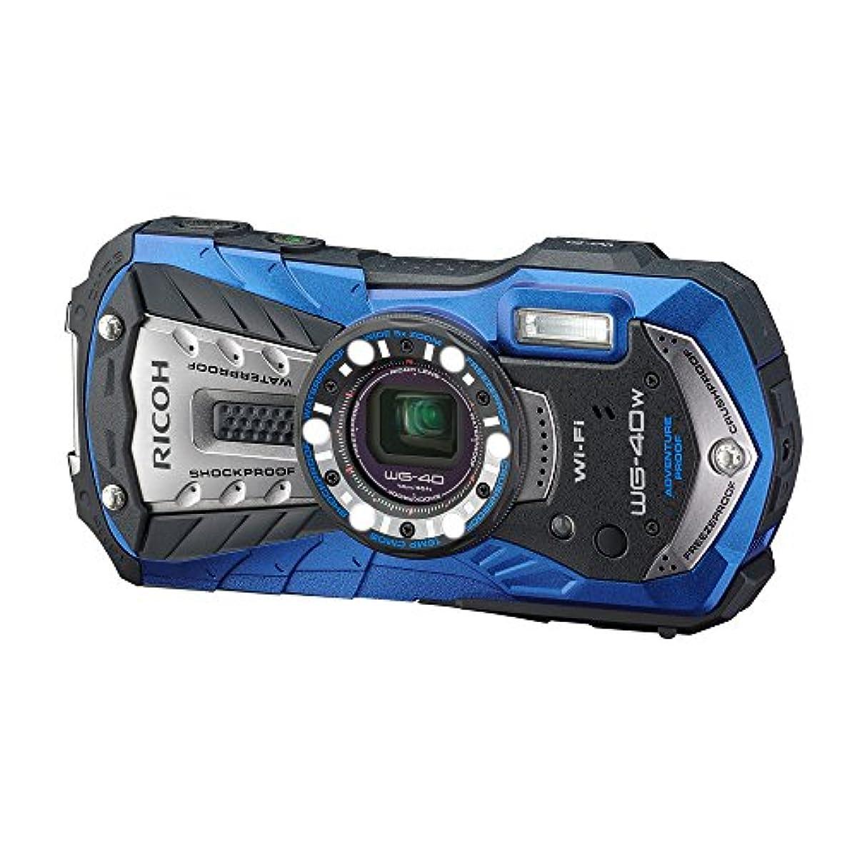 [해외] RICOH 리코 방수 디지털 카메라 WG-40W