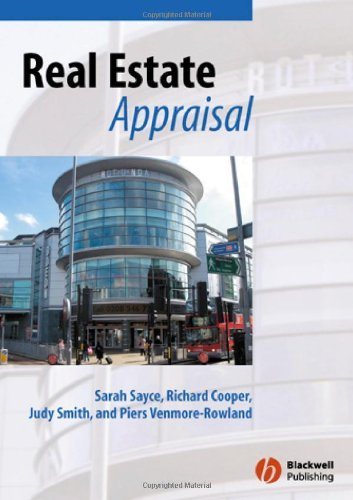 Real Estate Appraisal: From Value to Worth (Real Estate Appraisal From Value To Worth)