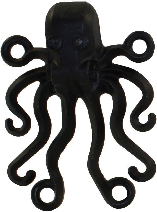 Lego Animal Minifigure - Black Octopus