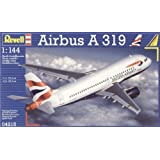 Revell - 4215 - Maquette - Airbus A319 Br.Airways/German W - Echelle 1:144