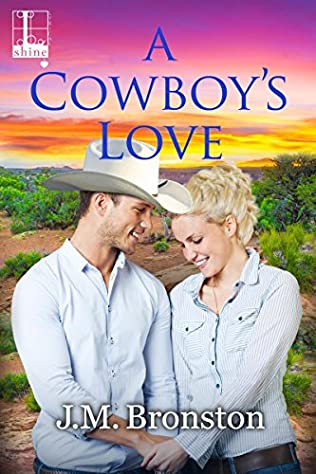 book cover of A Cowboy\'s Love