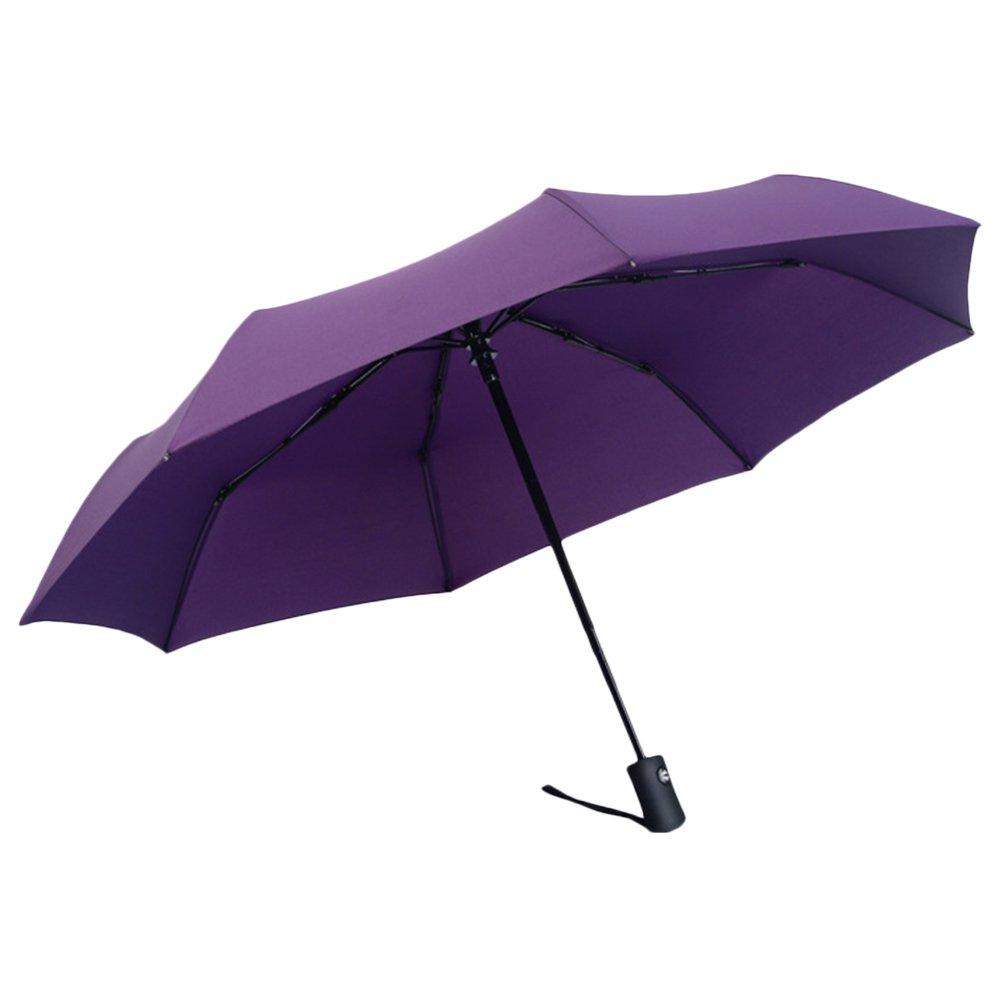 Zhhyltt Travel Umbrella Windproof Automatic Unbreakable Umbrellas for Men Women