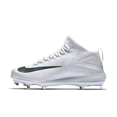 Nike Men\u0027s Force Zoom Trout 3 Mid Metal Baseball Cleats