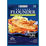 Member s Mark Breaded Flounder by Treasures of the Sea (2.5 lbs.)