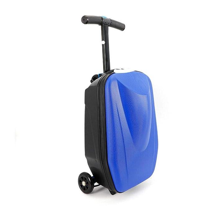 Caja Carretilla Multifunción Maleta 20 pulgadas La maleta Patineta Maleta de skate